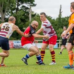 Touch: Rebels v Ipswich