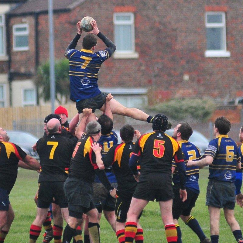 2nd XV beat New Brighton 3 55 - 0