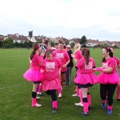 Big Pink Charity Day(Breast cancer Care)