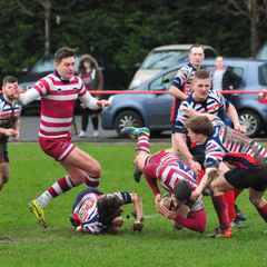 Second Half Performance Seals Derby Win for Wirral