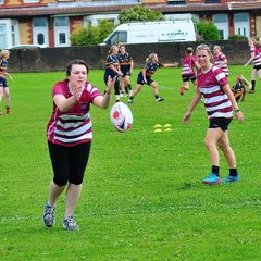 23/07/2016 Oldershaw Invitational Ladies Touch Rugby Tournament