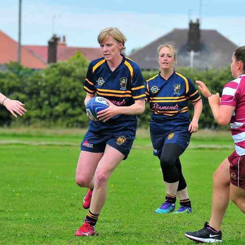 23/07/2016 Oldershaw Invitational Ladies Touch Rugby