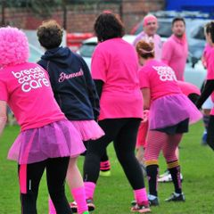 Big Pink Charity Day (Breast Cancer Care)