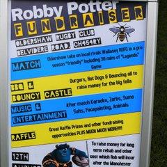 Robbie Potter Fundraiser 12/8/2017