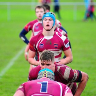 Wirral edged Out By Rossendale