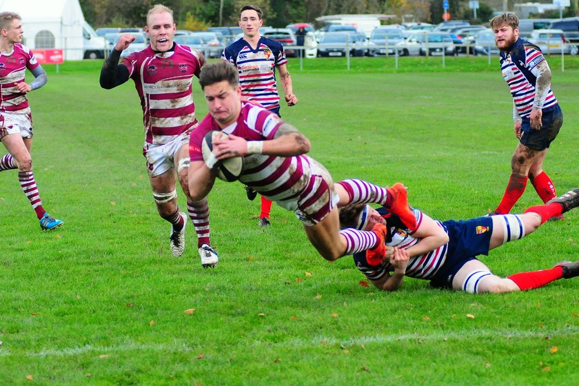 Wirral Somehow Win Derby Encounter