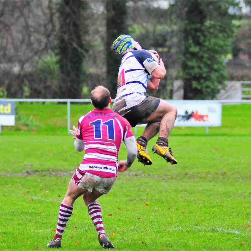16/12/2017 Wirral v Preston Grasshoppers
