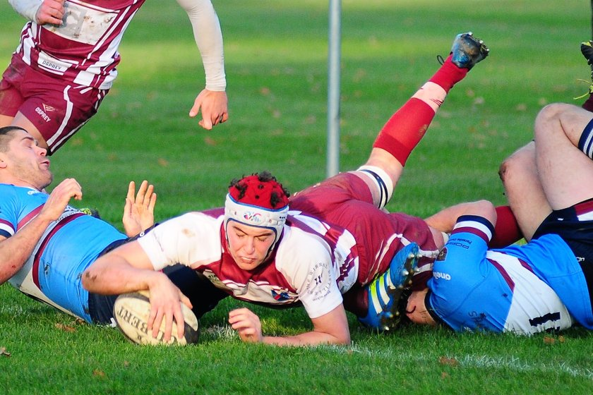 Wirral's Whirlwind Start Sees Off Wilmslow