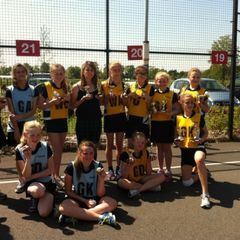 Year 8's End of Season 2014