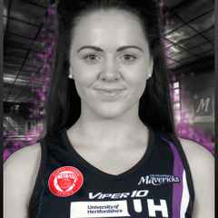 Maulden NC sponsor SOPHIE HANKIN  Mavericks  Super League Player