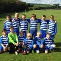 Leek Town U12 beat Blurton Colts 1 - 0