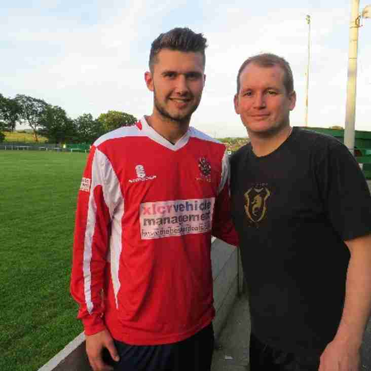 Another former Evo Stik player joins the Red revolution