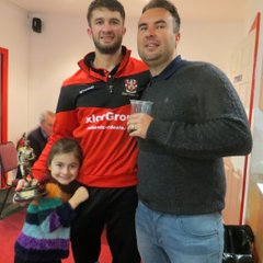 Sponsor Man of the Match 2016 17 Season