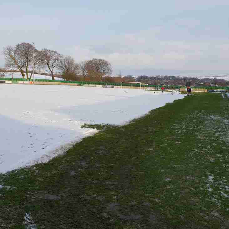 Game OFF v Prescot Cables Saturday 2nd February 2019