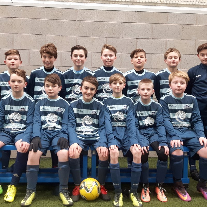 Under 12's Blues beat Saffron Dynamo Juniors 4 - 0