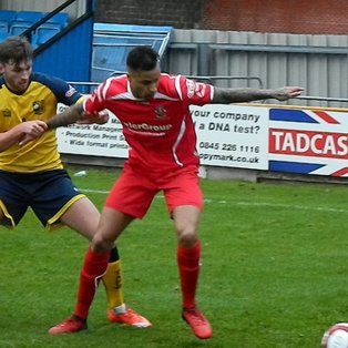 Red Rose Win at Tadcaster