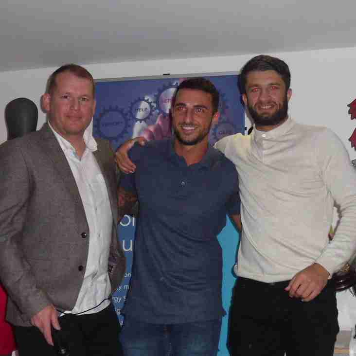 End of Season Awards and Knees Up at Colne FC