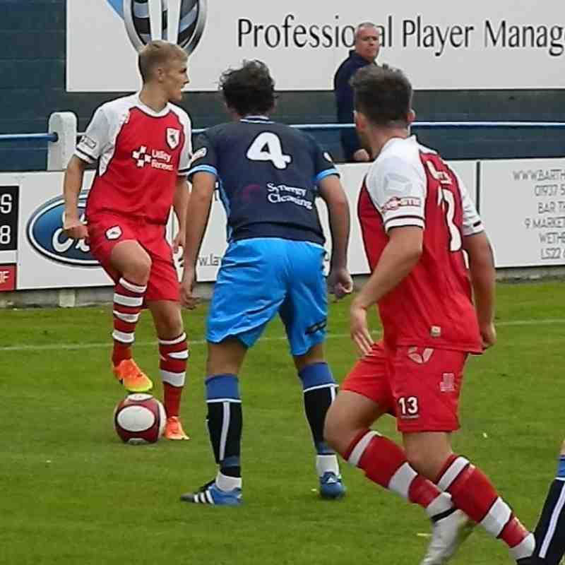 Tadcaster Abion v Colne FA Cup