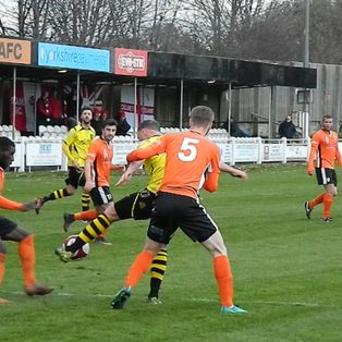 Colne Comeback Thwarted at Brighouse