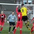 Colne Kick Off the New Year with a Win