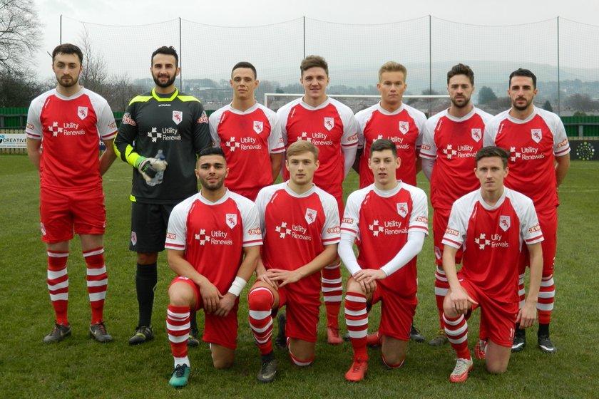 Colne v Ossett Albion Tonight 7.45pm kick off