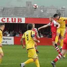 Colne's Early Lead Wiped Out