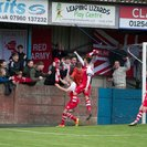 Colne Take All Three Points at Clitheroe