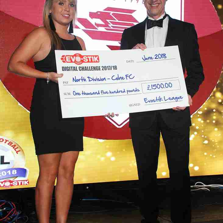 Reds Collect Digital Challenge Award