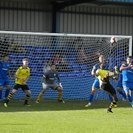 Colne and Radcliffe share the Points