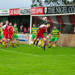 Colne Blown Away as Linnets Fly High