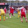 Colne can't lay Trafford Bogey