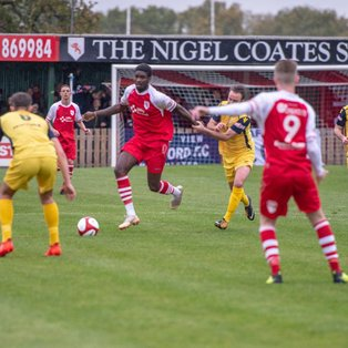 Colne can't lay Trafford Bogey