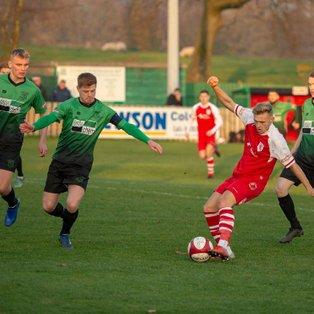 Colne win Five Goal Thriller against Leek