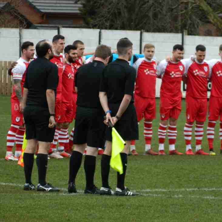 Reds at Home to Skelmersdale this Weekend