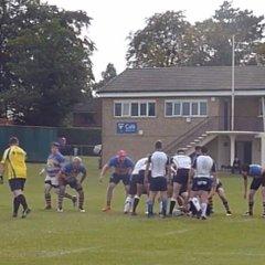 1st XV v Old Glynonians - Sat 24 Sep 2016