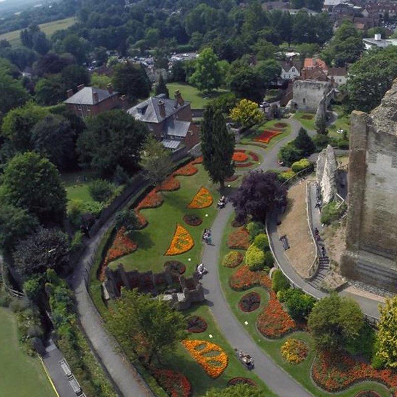 Visit Guildford Heritage Sites