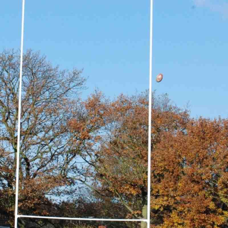 BRFC V Upminster League game