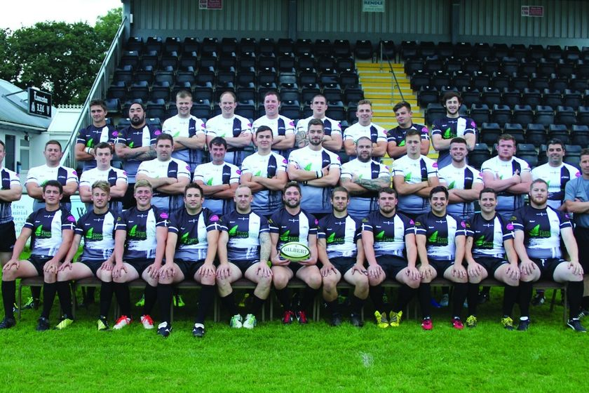 Cornish All Blacks beat Teignmouth 33 - 21
