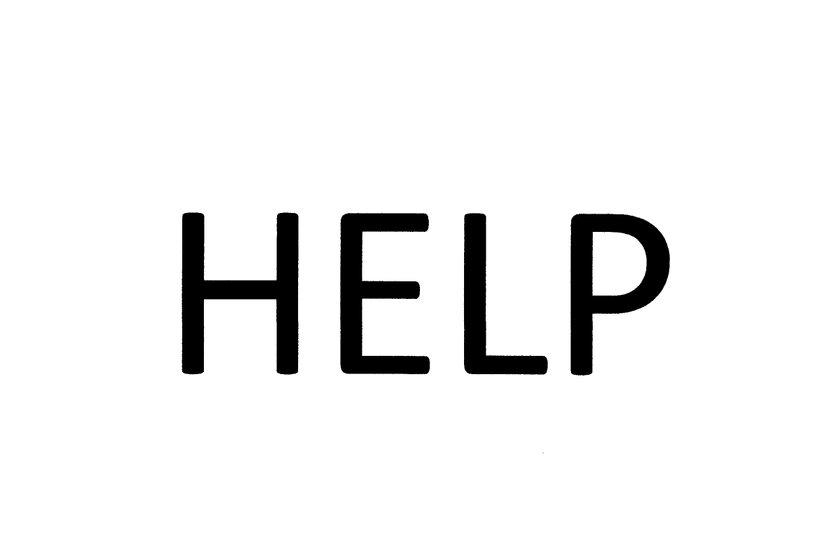 HELP NEEDED ON SATURDAY