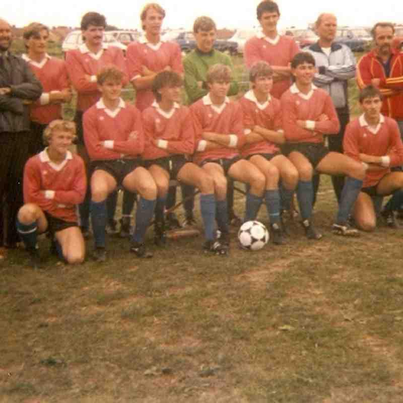 Team Photos From 1984 - ?