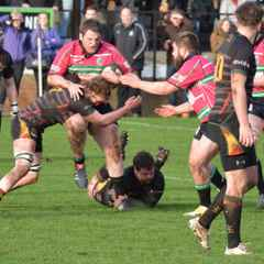 Match Report January 16th : York 21 Selby 19