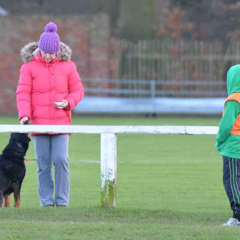 York v West Park, 30th January 2016