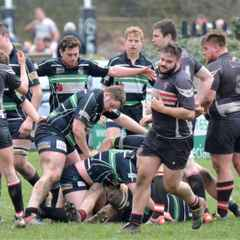 Match Report – 9th April 2016 – Old Brodleians RUFC 27 - York RUFC 25
