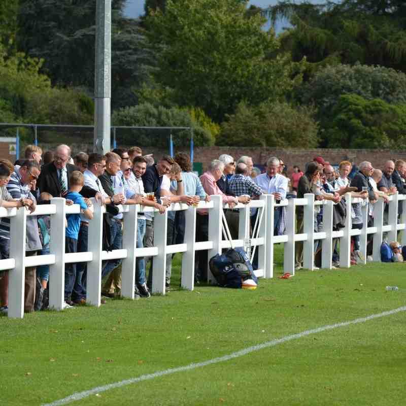 York V Selby, 17th September 2016