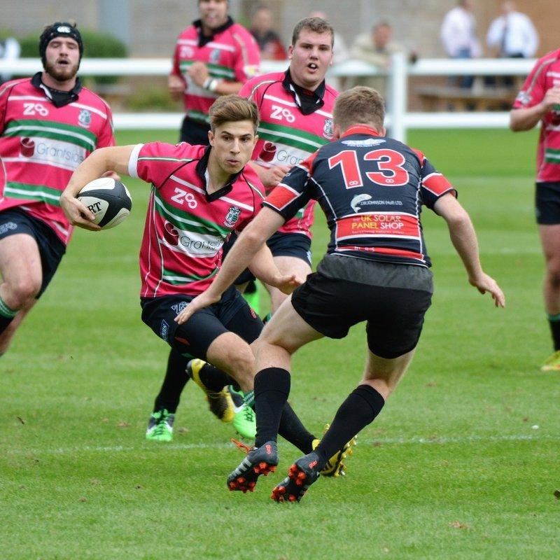 1st XV Match Report : York 28 Hullensians 28