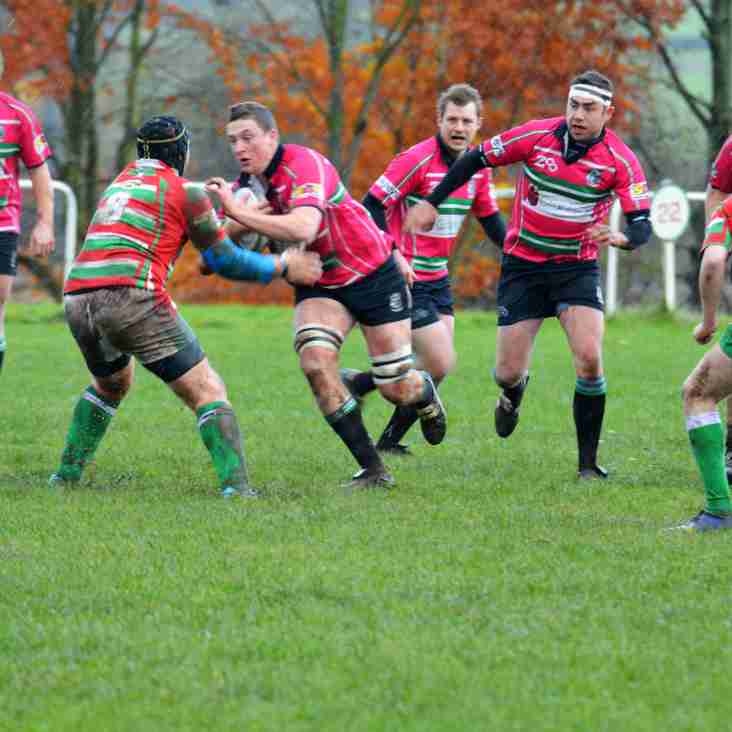 Match Report : Keighley 14 York 5