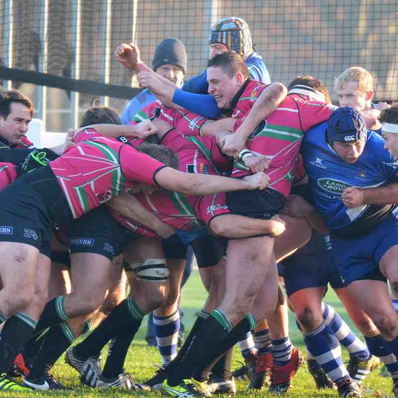 York v North Ribblesdale, 26th November 2016