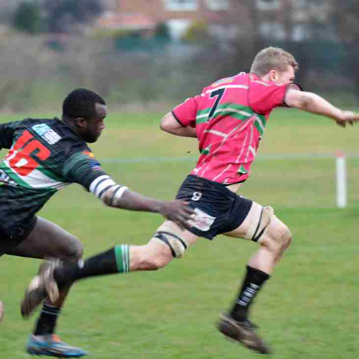 York Overpower Acklam.