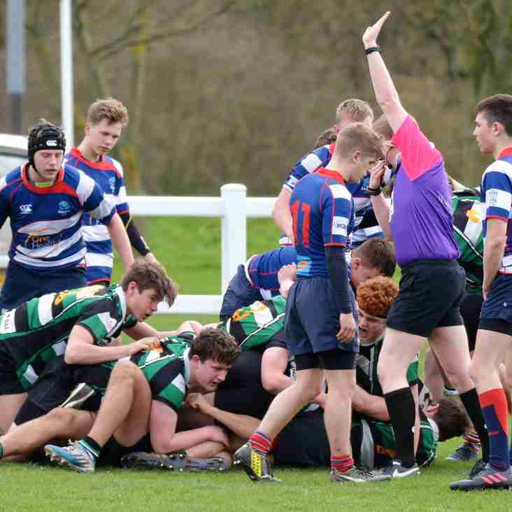 York Colts Are Playing in The National Cup Semi-Final This Sunday.