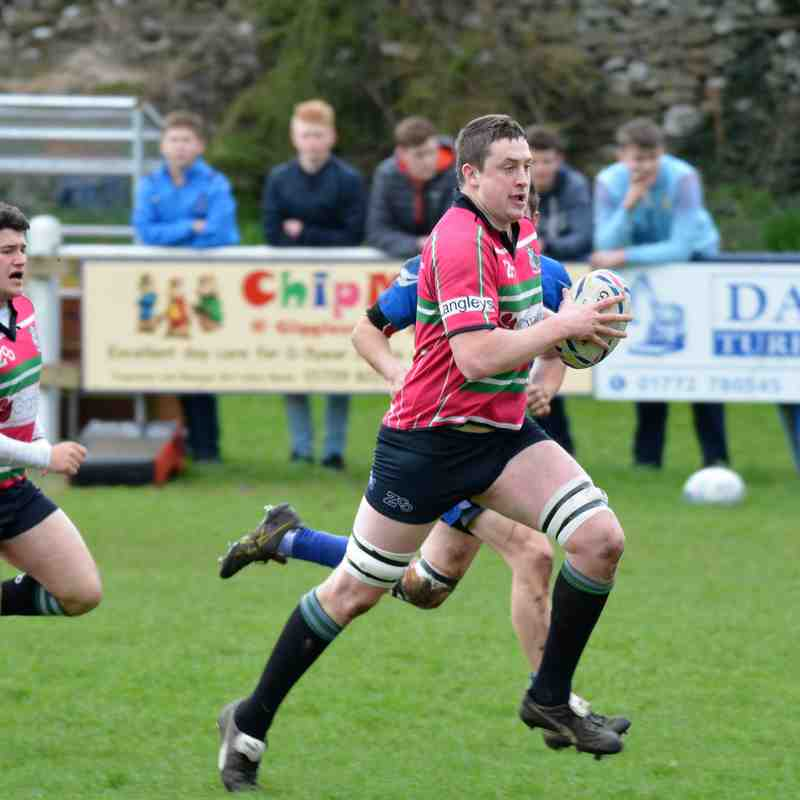 North Ribblesdale v York, 25th March 2017